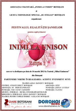 Festival-concurs-cultural-artistic-Inimi-la-unison