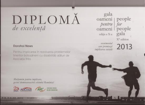DIPLOMA DOROHOI NEWS